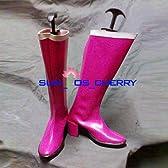 コスプレ靴 ブーツ K-336 美少女戦士セーラームーン セーラームーン 月野うさぎ