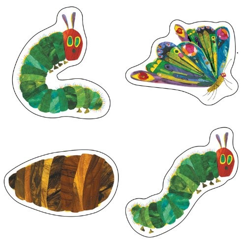 "The Very Hungry Caterpillarâ""¢ 45th Anniversary Cut-Outs"