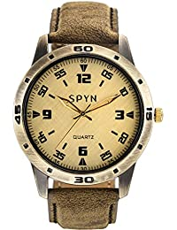 Spyn Fashion Casual Wrist Watch For Men Women Boys Girls Unisex