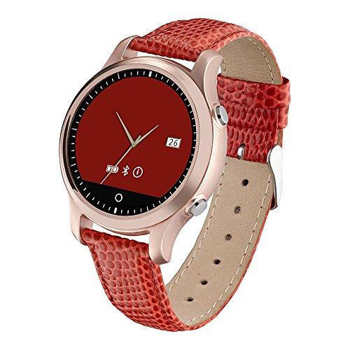 ZGPAX-S360-Bluetooth-Smart-Watch-Montre-Intelligente-Enfant-SOS-Le-Positionnement-GPS-Suivi-de-Sport-Alertes-de-SMS-Pour-Samsung-Iphone-Android-Smartphone-IOS-72-abpve-und-Android-40-above-Rouge
