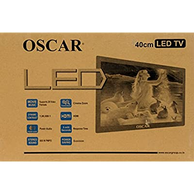 OSCAR LED17M11 LED 40 cm (15.74) LED TV HD READY