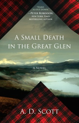 A Small Death In The Great Glen: A Novel (The Highland Gazette Mystery Series) front-872775