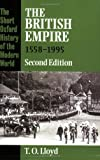 The British Empire 1558-1995 (Short Oxford History of the Modern World)
