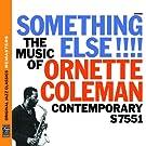 Original Jazz Classics Remasters: Something Else!!!!