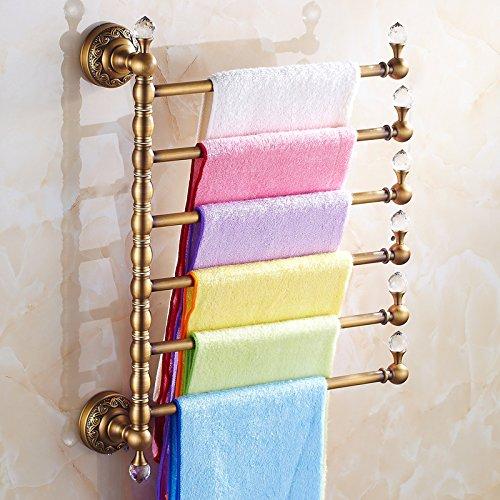 toallero continental cu toda una estantera de bao