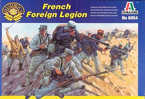French Foreign Legion (italeri) - 1