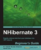 NHibernate 3 Beginner's Guide Front Cover