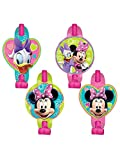 Minnie Mouse 'Bow-Tique' Heart Shaped Blowouts/ Favors (8ct)