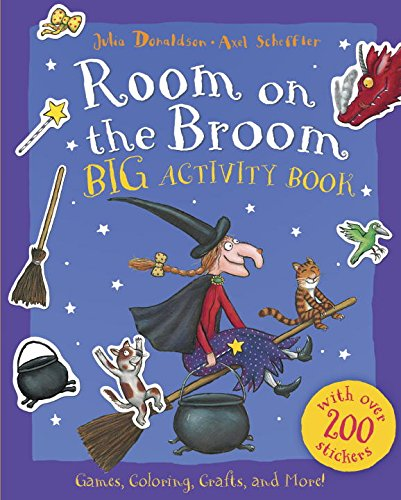 Room on the Broom Big Activity Book PDF