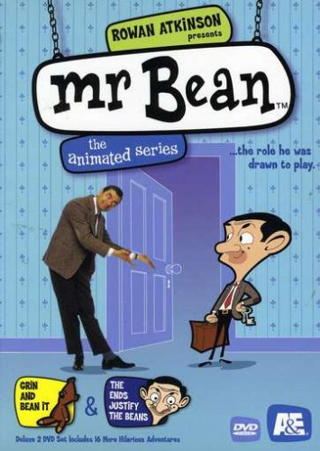 Mr Bean: Animated Series - Grin & Bean & Ends [DVD] [Import]