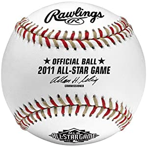 ONE DOZEN (12) RAWLINGS 2011 OFFICIAL ALL STAR BASEBALLS by Rawlings