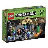 LEGO Minecraft The Dungeon 21119 ���S �}�C���N���t�g �_���W����