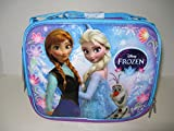 Disney Princess Frozen Elsa And Anna with Snowman Lunch Box - NEW Licensed