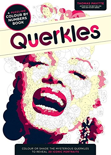 Querkles: A Puzzling Colour-by-Numbers Book (Colouring Books)