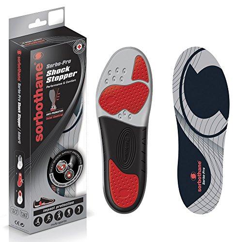 Sorbothane Pro Insoles Size 5-6.5