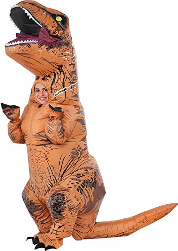 Inflatable T-Rex Kids Jurassic World Costume