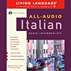 All-Audio Italian Hörbuch von  Living Language Gesprochen von:  Living Language