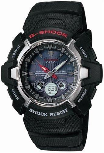 CASIO (カシオ) 腕時計 G-SHOCK The G COMBINATION タフソーラー 電波時計 GW-1500J-1AJF