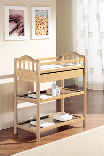 PALI Max Changing Table In Natural