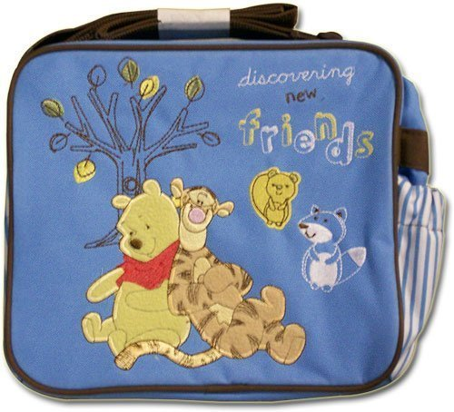 Pooh Discovering New Friends Mini Diaper Bag - 1