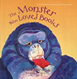 Monster Who Loved Books (Childrens Activity)