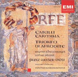 オルフ: カトゥーリ・カルミナ&アフロディテの勝利