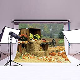 LB 7x5ft CHRISTMAS GIFT Poly Fabric Photo Backdrops Customized Studio Background Studio Props WS10