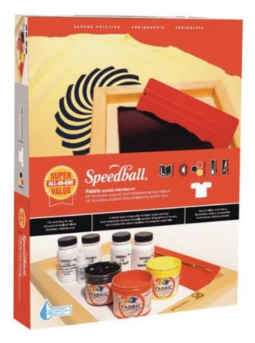 Super Value Screen Printing Kit