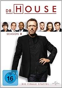 Dr. House: Season 8  [6 DVDs]