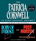 Patricia Cornwell CD Audio Treasury Volume Two Low Price: Includes Body of Evidence and Post Mortem (Kay Scarpetta Series)