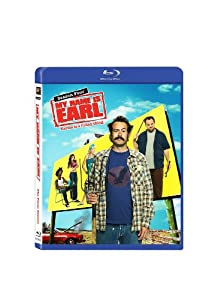 My Name Is Earl The Complete Season 4 [Blu-ray] [Import]