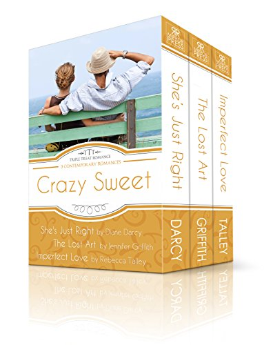 Three Bestselling Authors, Three Contemporary Romance Novels, One Great Price  Crazy Sweet: A Triple Treat Romance Box Set – Just 99 cents!