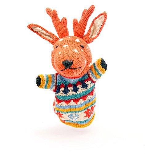 ChunkiChilli Reindeer Hand Puppet