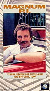 Magnum P.I. - Murder 101/Thank Heaven for Little Girls and Big Ones, Too [VHS]