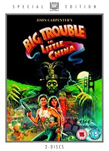 Big Trouble In Little China (2 Disc Special Edition) [1986] [DVD]