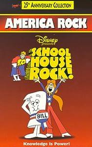 Schoolhouse Rock! - America Rock [VHS]