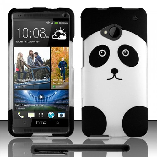 >>  Artistic Design HTC One (M7) Snap-On Protector Hard Cover Case + Bonus Long Arch 5.5