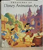 Treasures of Disney Animation Art (Tiny Folio)