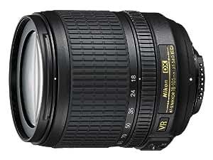 Nikon Zoom-Nikkor Objectif à zoom 18 mm 105 mm f/3.5-5.6 G ED AF-S DX VR Nikon F