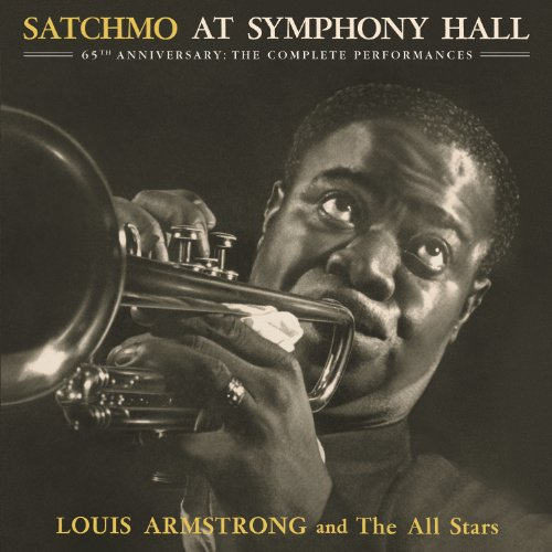 Satchmo At Symphony Hall 65th Anniversary: The Complete Performances (Louis Armstrong At Symphony Hall compare prices)