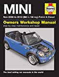 Mini Repair Manual Haynes Manual Service Manual Workshop Manual 2006-2013