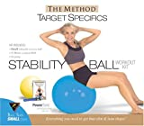 Stability Ball Workout Kit: Small Ball [DVD] [Import]