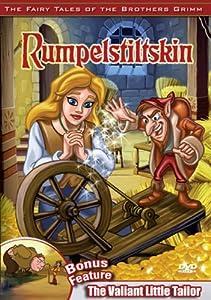 The Brothers Grimm: Rumpelstiltskin/The Valiant Little Tailor