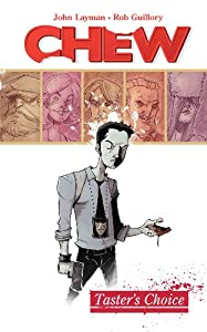 "Cover of ""Chew Volume 1: Taster's Choice&..."
