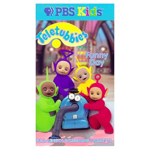 Teletubbies Favorite Things [VHS] Rolf Saxon, Jessica