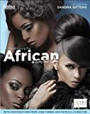 img - for Hairdressing for African and Curly Hair Types from a Cross-cultural Perspective: and Combined Hair Types by Sandra Gittens (2014-08-21) book / textbook / text book