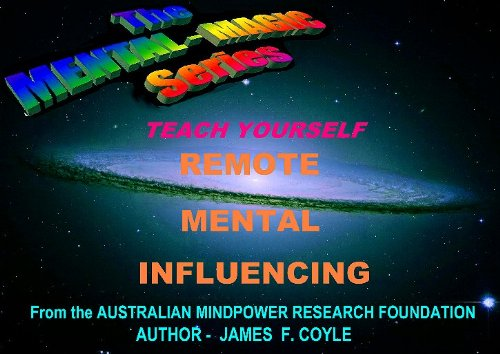 TEACH YOURSELF REMOTE MENTAL INFLUENCING (the mental magic series Book 8) (Remote Influencing compare prices)