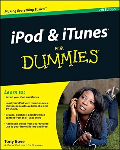 ipod-and-itunes-for-dummies-by-tony-bove-2009-10-26