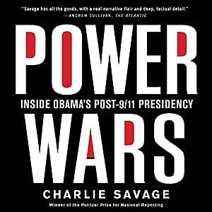 Power Wars Audiobook