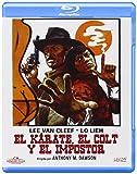 El Kárate, el Colt y el Impostor [Blu-ray]